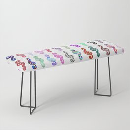 Whimsical colorful patterns cl...