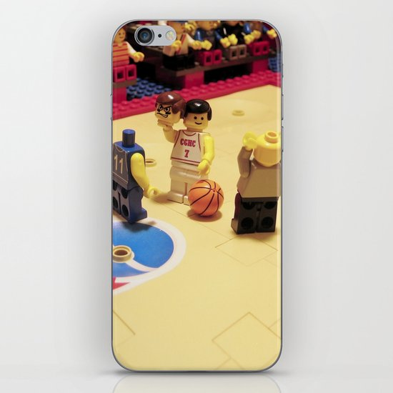 Oh my lego ! Don't do that ! iPhone Skin