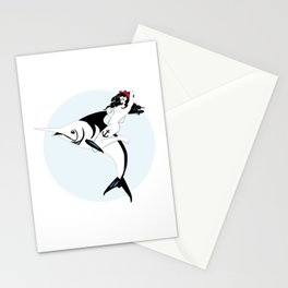 Hello Sailor Stationery Cards