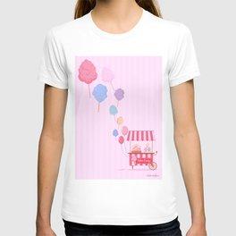 Cotton Candy Shop T-shirt