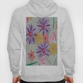 Rain Flowers Hoody