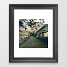 Pier Theatre, Bournemouth Framed Art Print