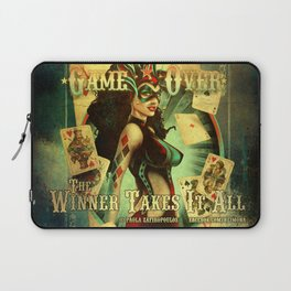 THE WINNER TAKES IT ALL Laptop Sleeve