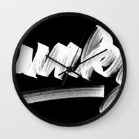 funky Wall Clocks featuring FUNKY by Josh LaFayette