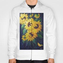 Dancing Sunflowers Hoody