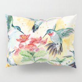 Hummingbird Party Pillow Sham