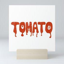 TOMATO Mini Art Print