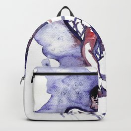 Grunge Angel Backpack