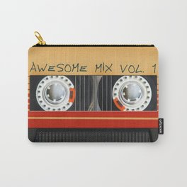 Awesome Mix Cassette Vol.1 Carry-All Pouch