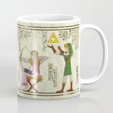 hero-glyphics: Hyrule History Mug