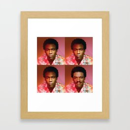 Childish Calrissian Framed Art Print