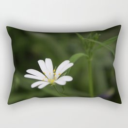 Beauty In It's Place Rectangular Pillow