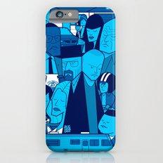 Breaking Bad (blue version) iPhone 6s Slim Case