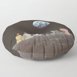 Outsiders Floor Pillow