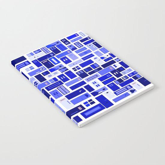Doors - Blues Notebook