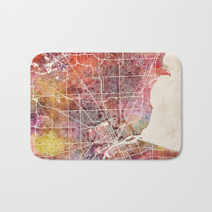 Detroit Bath Mat