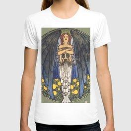 """Koloman (Kolo) Moser """"The art"""" T-shirt"""