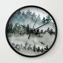 Issa Wall Clock