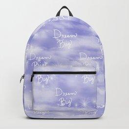 Dream Big Violet Backpack