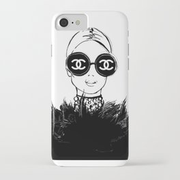 Coco CC iPhone Case