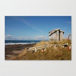Coastal Oregon Canvas Print