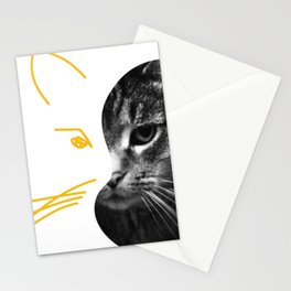 Gestalt Cat Stationery Cards