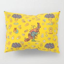 Kangaroo, cool wall art for kids and adults alike Pillow Sham