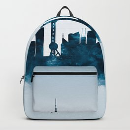 Shanghai Skyline Backpack