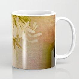 Pink Christmas Rose Coffee Mug