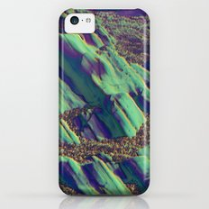 coastal pastel iPhone 5c Slim Case