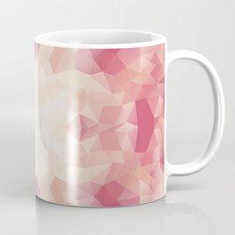 """""""Protea flower"""" triangles design Coffee Mug"""
