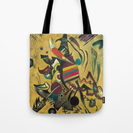 Wassily Kandinsky - Points Tote Bag