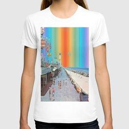 Boardwalk Rainbow T-shirt