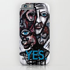YES bear iPhone 6s Slim Case