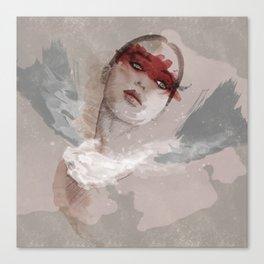 Little wings Canvas Print