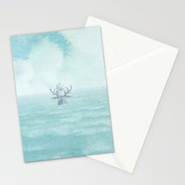The Antlered Ship - Title Page Stationery Cards