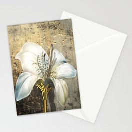 Midas Lily Stationery Cards