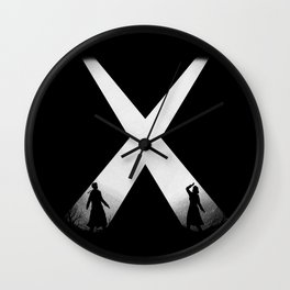 The Encounter Wall Clock