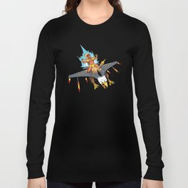 Male Pattern Badness Long Sleeve T-shirt