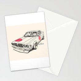 Crazy Car Art 0170 Stationery Cards