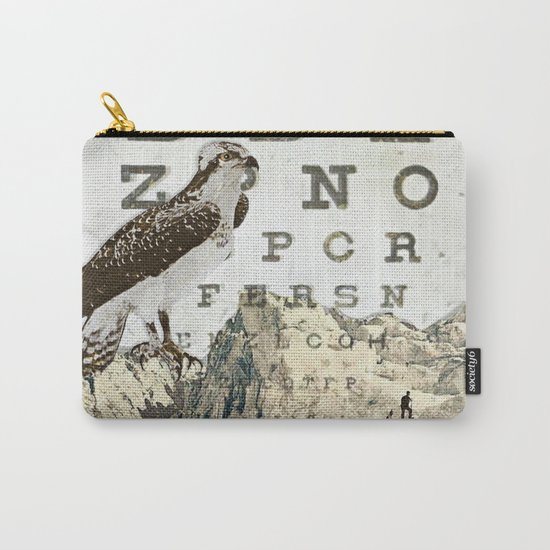 eye chart II Carry-All Pouch