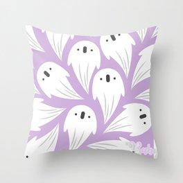 Baby Halloween Throw Pillow