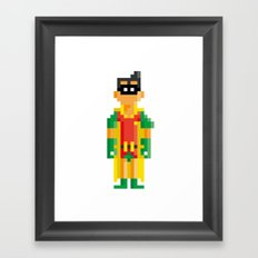 R8bit Framed Art Print