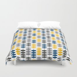 Joy collection - Yellow leaves Duvet Cover