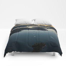 San Juan Islands Comforters