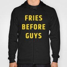 Fries Before Guys (Subtle Halftone) Hoody