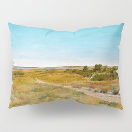 William Merritt Chase - First Touch Of Autumn - Digital Remastered Edition Pillow Sham