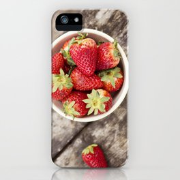 Camp iPhone Case
