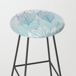 Vibe with me Bar Stool