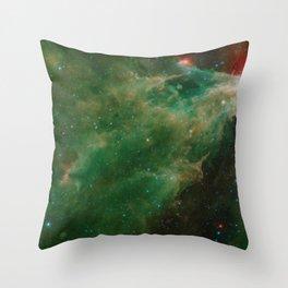 1951. Cepheus C and Cepheus B Region by Spitzer  Throw Pillow